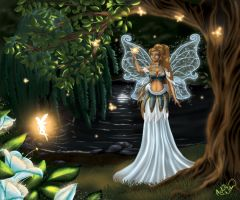 Fairy Queen - Full by SparkOut1911