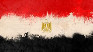 Egyptian Flag Wallpaper by GaryckArntzen