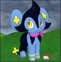 Luxio by mewgal