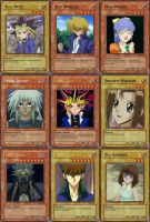 Monster Cards Set 2 by chi-yagami