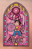 And Steven! by Byakko-777
