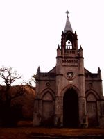 Church by QueenNothing20