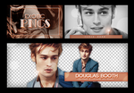 Pack Png 608 // Douglas Booth. by ExoticPngs