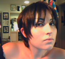 Eren Jaeger Make Up Test by Antiquity-Dreams
