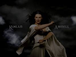 Kahlan Amnell by Kelrisa