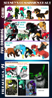 OLD price chart by SpunkyRacoon