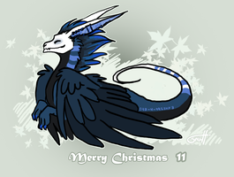 Santasnuff day elleven by griffsnuff