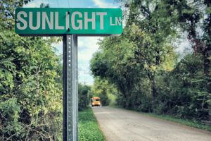 Sunlight Lane by KennyBlankenship