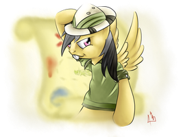 Daring Do by shadowsn25