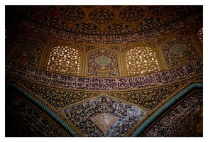 Sheikh Lotfollah Mosque 2 by rad-19