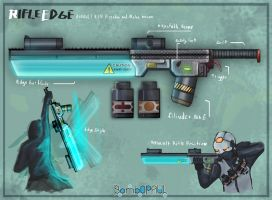 RifleEdge  weapon by BombOPAUL