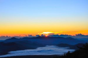 Mt. Fuji Sunrise 2 by UltraSonicUSA