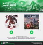 Halo Wars 2 - Icon + Media by Crussong