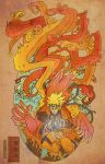 Woodblock ~Naruto~ by Sempaiko