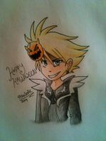 .::Halloween 2014::. by PikaSonic