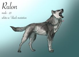 Rulon reference by SpiritWolf2468