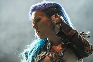 Arch Enemy 2015 Alissa White Gluz by miha9000