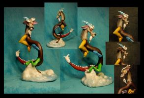 MLP- Friendship is Magic - Discord Sculpt by Miki-