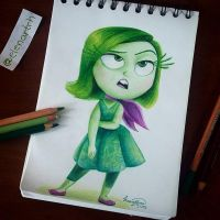 Disgust by Elena114