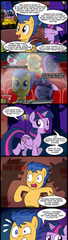 MLP: EPHF - The First Date (Commission) by MattX16