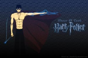 Harry Potter + Master Of Death by CkayShirley