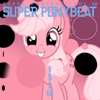 Super Ponybeat Vol. 068 Mock Cover by TheAuthorGl1m0