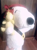 Peanuts Giant Pirate Snoopy Plushie 1 by DalmatiansHuskies