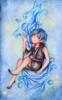 Water Shifter by Tajii-chan