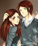 [REQUEST] Reisy and Lee by desidestia