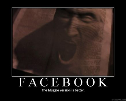 Facebook Poster by Gamecubist48