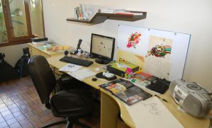 June Workspace by guidenzin