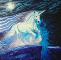 The Unicorn by Wideen