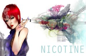 NICOTINE by pulchritudinousEXIT
