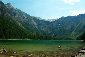 Avalanche Lake by inforcer