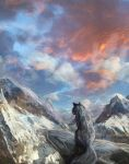 Stormfur's Mountain by Ospreyghost13
