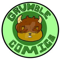 Grumble Comics Logo by Mister-23