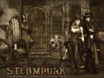 For the Love of Steampunk by DesignsByEve