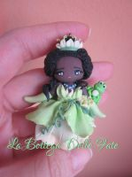 Tiana (Disney Princess) by Anteam