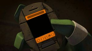 Mikey's Phone Caller I.D. (Base) by TheArtisticGoddess