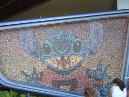 Mosaic - Lilo and Stitch by disneyland-stock