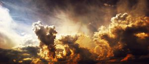 JUST CLOUDS by artaquilus