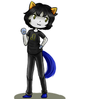 OPEN- Nepeta! Point Commission Example by ForeverMuffin