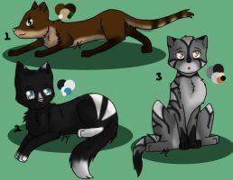 Adoptibles 1 .:All Adopted:. by Fernsway