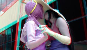 Bubbline: Why Do I Want To?- 3D Glasses Required by RedVelvetCosplay