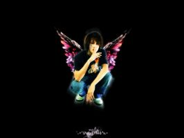 Angel Mike by angelthai