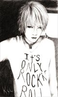 Ruki - Gazette .1. by Kyunai