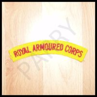 Royal Armoured Corps by parry