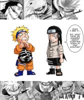 Naruto: Occupational Hazards by Risachantag