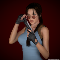 Lara Croft 4 by Fabio41Fabio