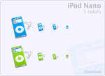 iPod Nano 2G - Win by RuizDesign